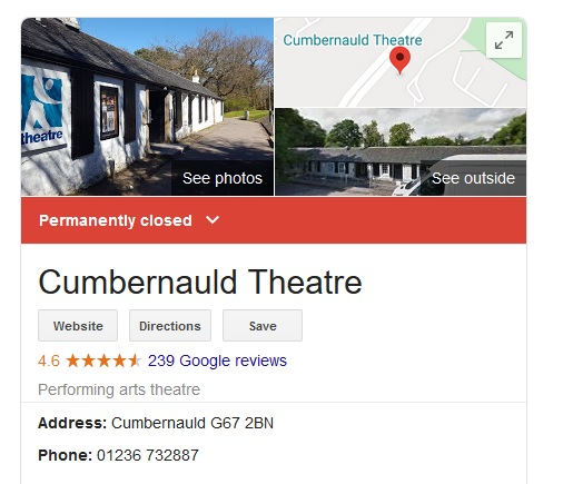 Cumbernauld Theatre